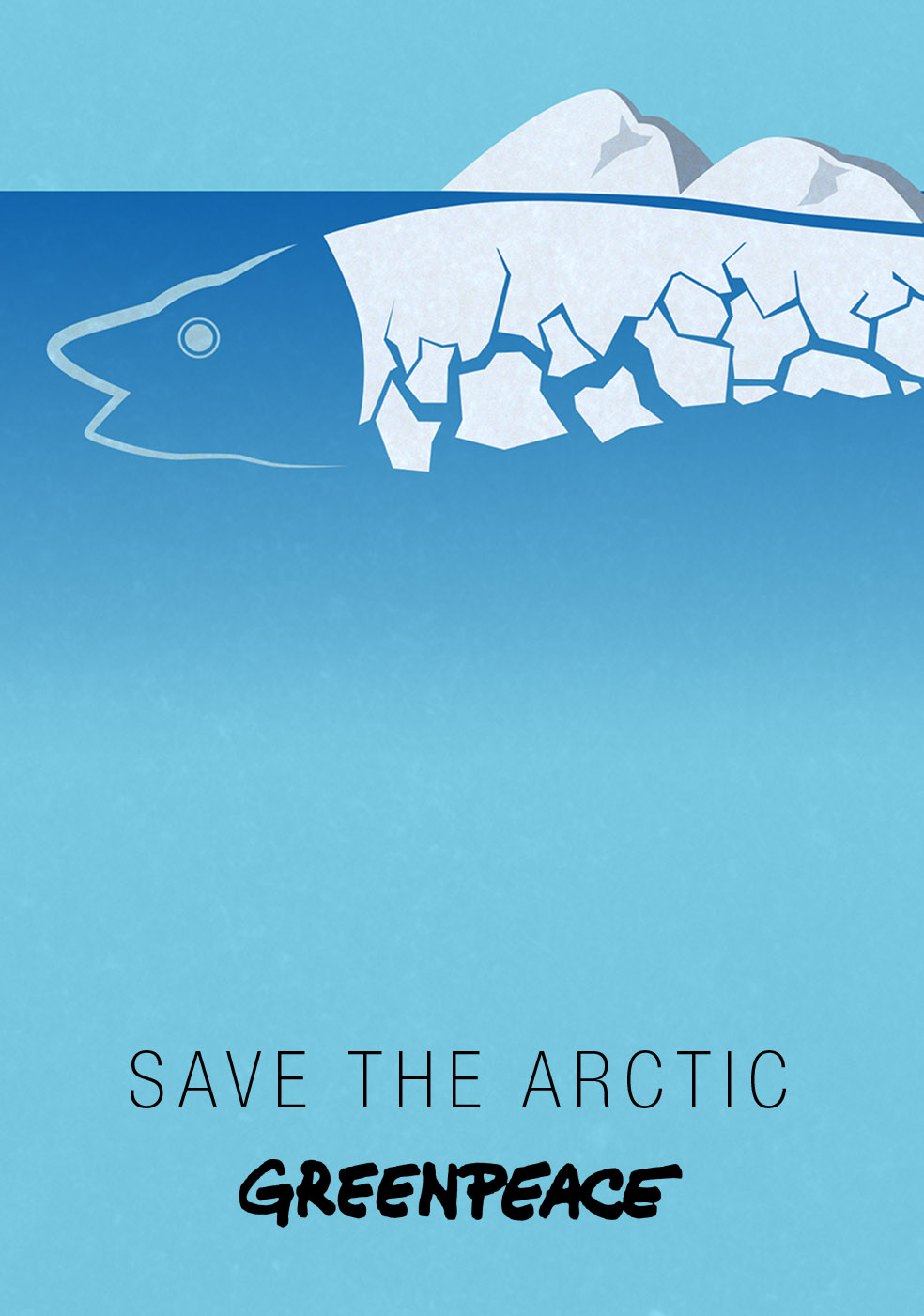 Greenpeace – Save the arctic